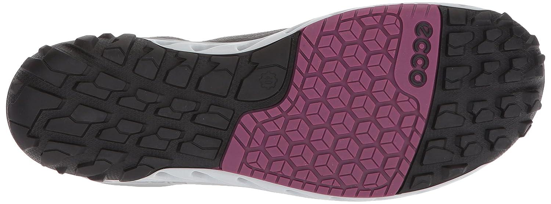 ECCO Women's Biom Venture Tie Textile Gore-Tex Multi-Sport Shoe B071KZ8PGJ 38 EU/7-7.5 M US Black/Titanium/Orchid