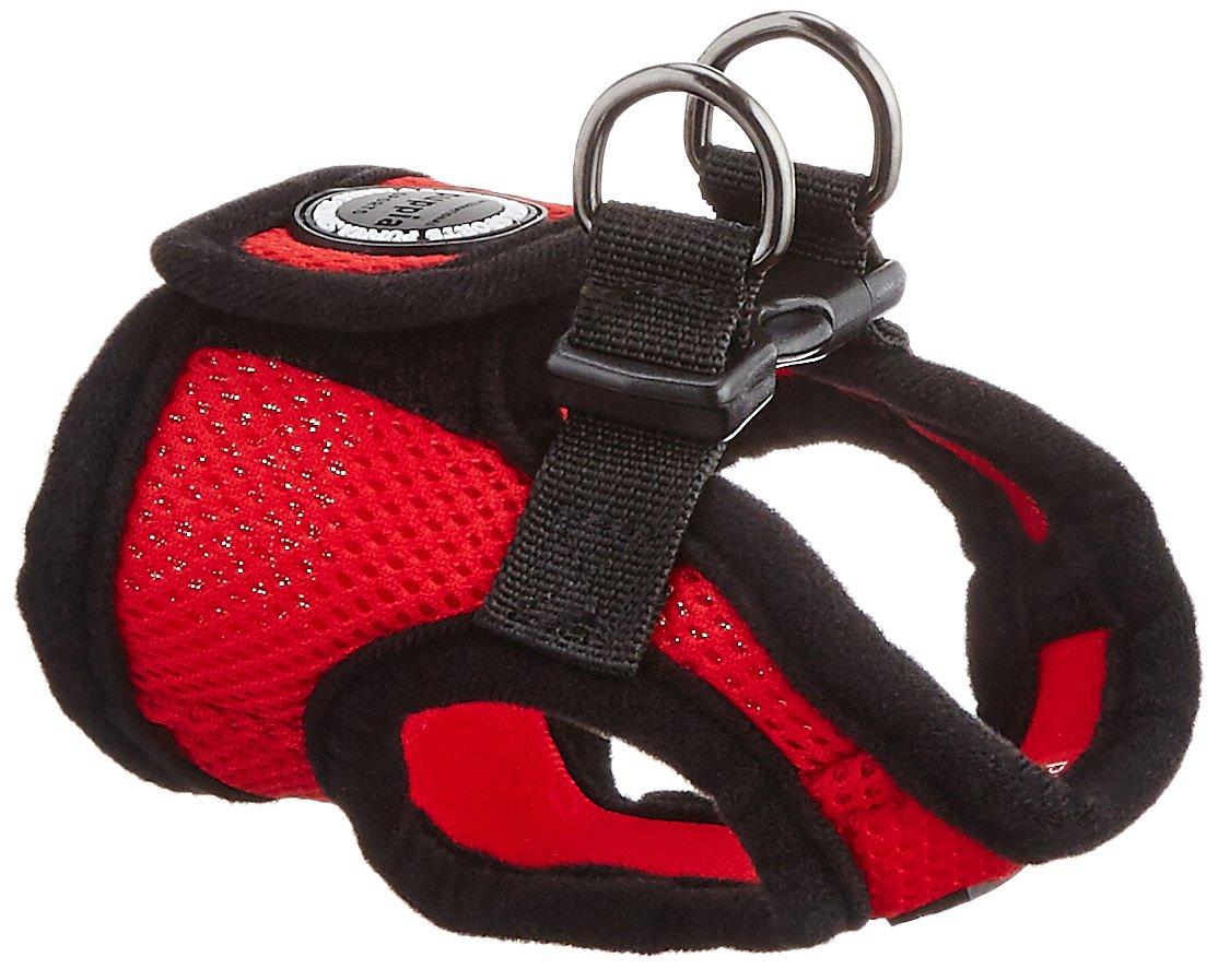 PUPPIA International Puppia Harness Soft B Vest RED XSmall