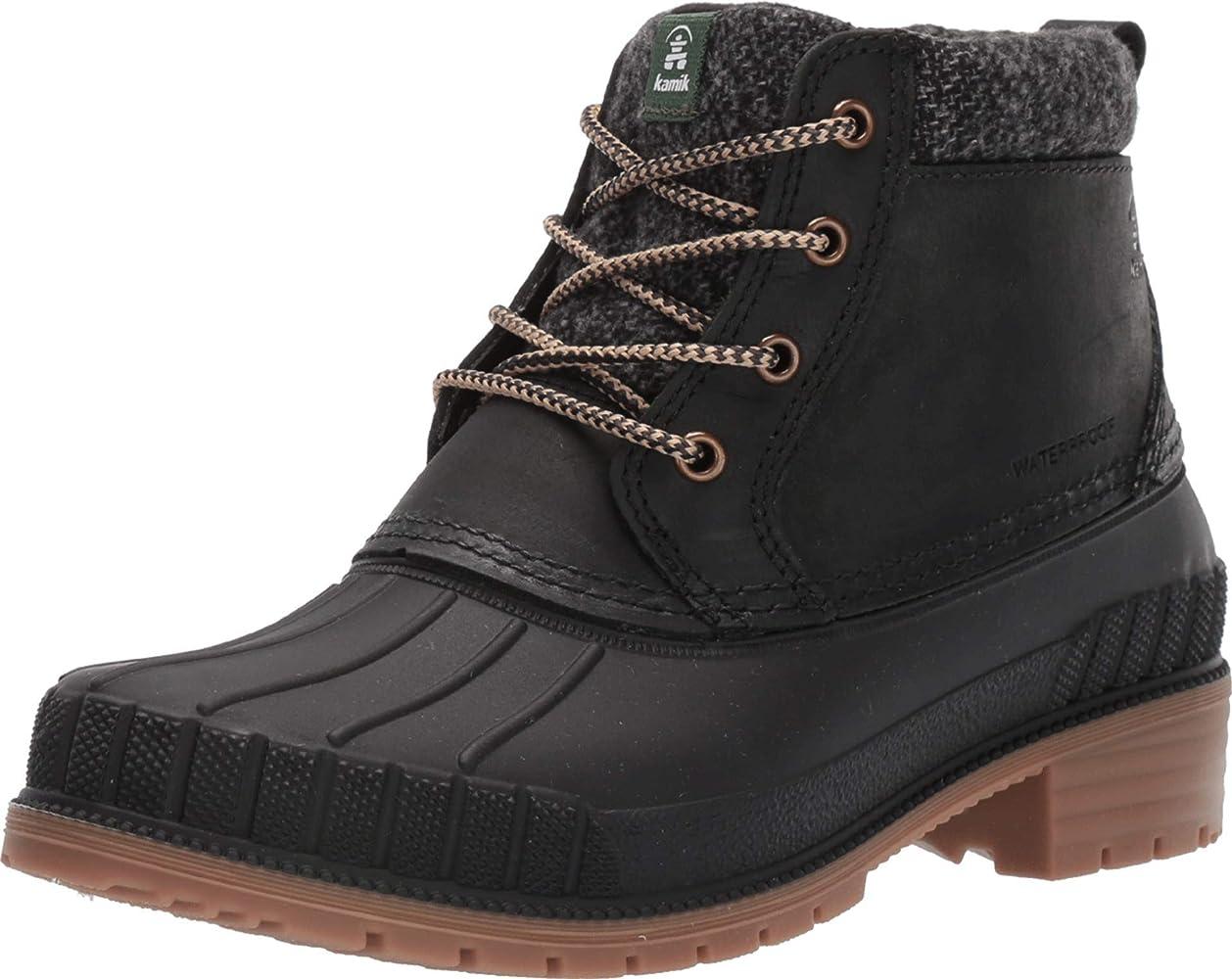 Kamik Women's Evelyn4 Low Cut Boots