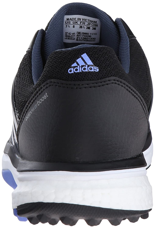 official photos 321c7 206bc Zapatillas de golf adidas W Adipower S Boost II Spikeless, de mujer adidas  Core Black   Bold Onix   Baja Blue-tmag