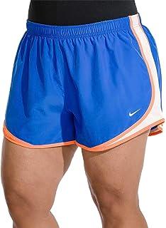 c1631b917fbe8 Nike Women s Tempo Shorts Plus Size at Amazon Women s Clothing store