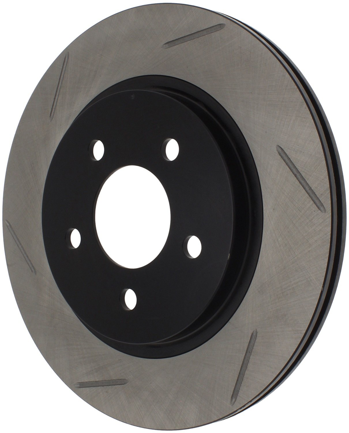 Rear Right StopTech 126.61087SR Sport Slotted Brake Rotor