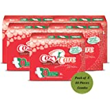 CozyCare Comfy Thin Advanced Super Dry Combo Pack of 5 (40 pads) Extra Large Sanitary Pads/Sanitary Napkins