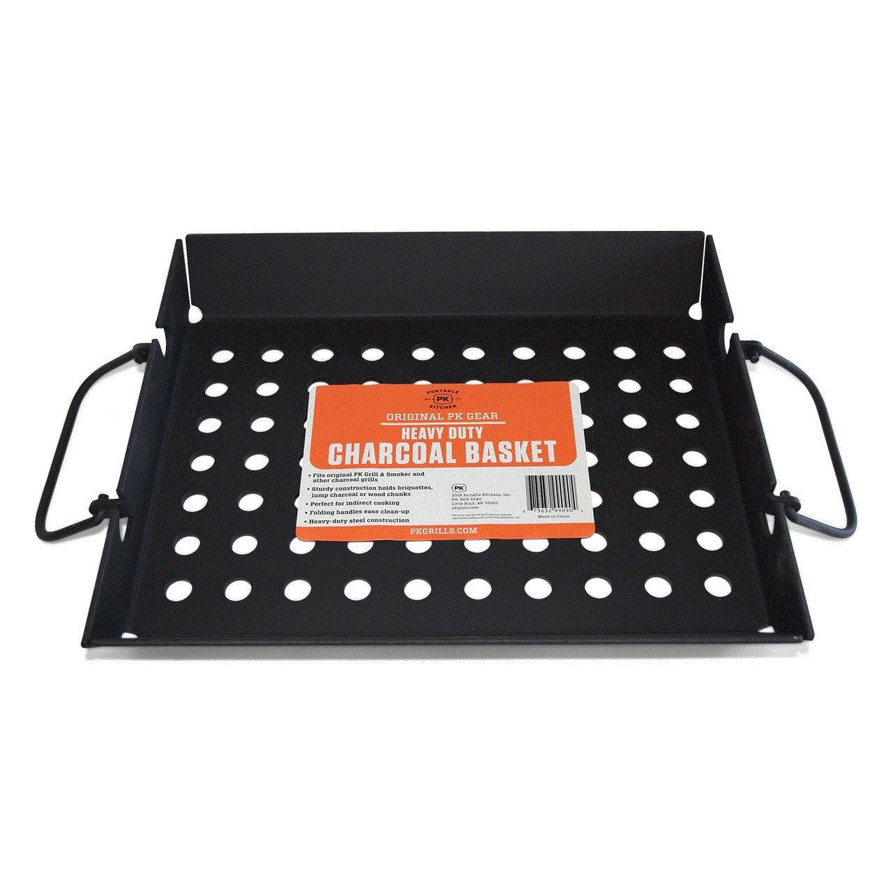 PK Grills PK99090 Heavy Duty Charcoal Basket