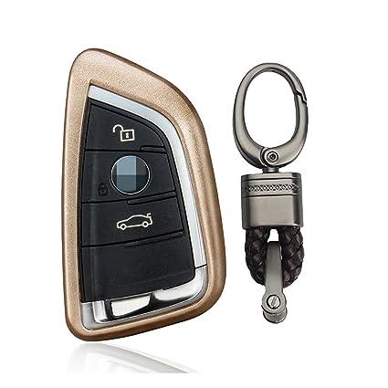 M JVisun TPU Soft Silicone Case Cover Protector Shell for BMW Smart Key  Fob, Car Remote Key Fob Case for BMW X1 X5 X5M X6 X6M BMW 2 Series BMW 7