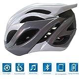 Smart Bike Bicycle Helmets with LED flashing left & right same as car turn signal Adult Sport Helmets Listen To Music Handsfree kits bluetooth speaker super Hi-Fi mp3 music enjoyment call answer
