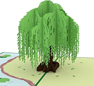 Lovepop Willow Tree 3D Pop-Up Greeting Card