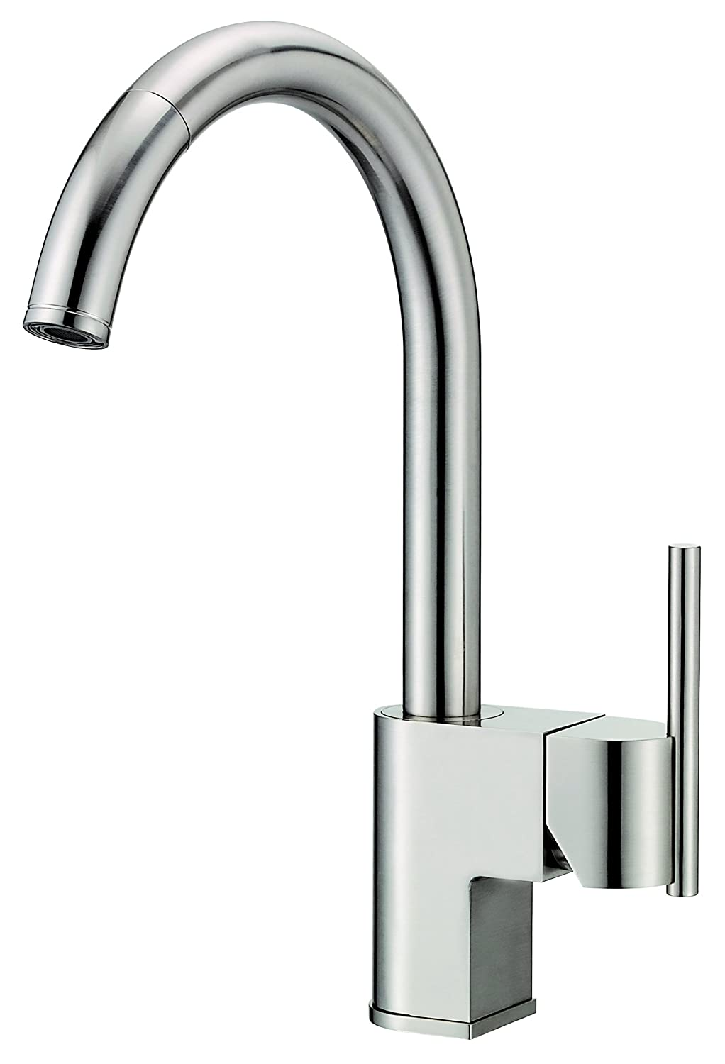kitchen com chrome danze collection high pre from arc parma faucets rinse the faucet