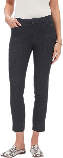 Platano Republic Pantalones De Mezclilla Para Mujer Talle Medio Color Azul Marino Amazon Com Mx Ropa Zapatos Y Accesorios