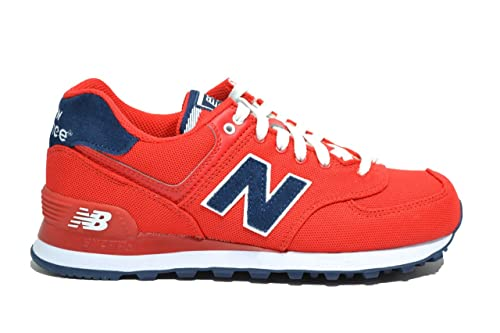 Rosso Balance Scarpe Wl574porAmazon Sneakers Donna New it BCxeWrdEoQ