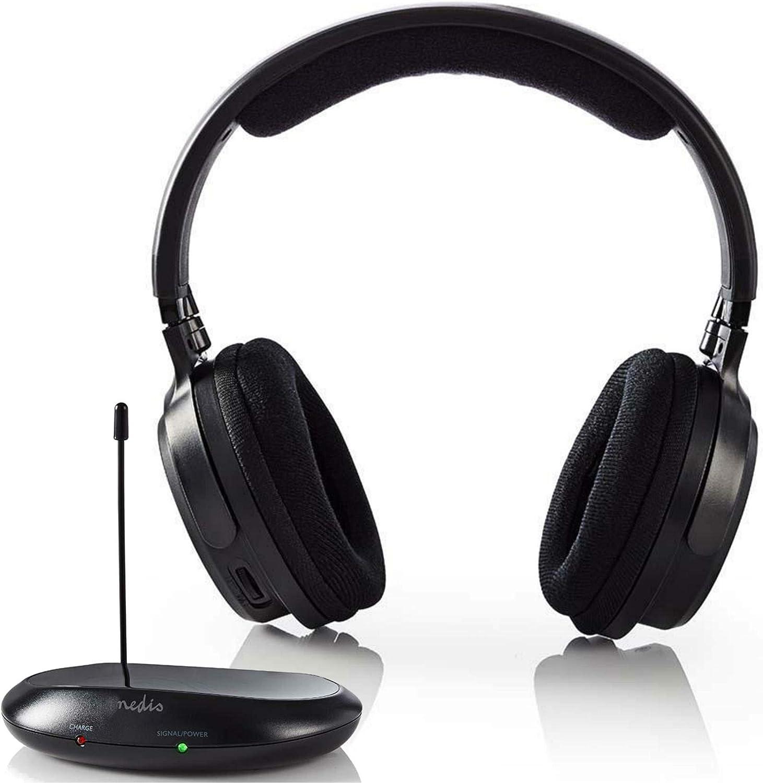 tronicxl Auriculares inalámbricos auriculares TV – Televisor Wireless Inalámbrico de Radio Televisión Headphones: Amazon.es: Electrónica