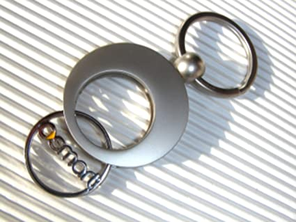 Kley Partner Exklusiver Schlüsselanhänger Mit Einkaufswagenclip Roadster Auto