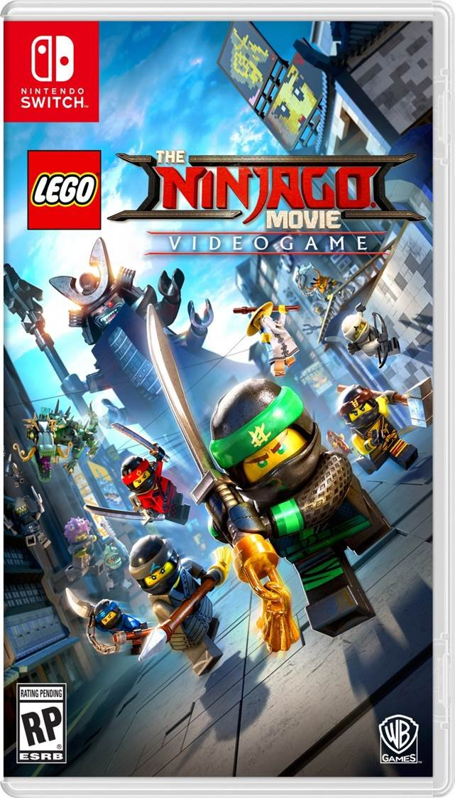 Amazon.com: NSW THE LEGO NINJAGO MOVIE VIDEO GAME (SPANISH ...