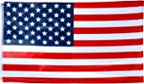 Large USA Flag - American Stars and Stripes - 5ft x 3ft - Flag Sporting Events July 4th - By TRIXES
