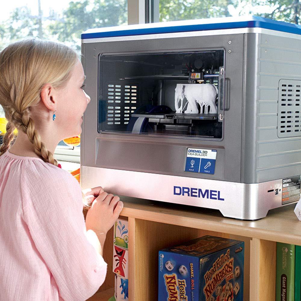 Dremel Digilab 3d20 3d Printer Idea Builder For Brand New Hobbyists