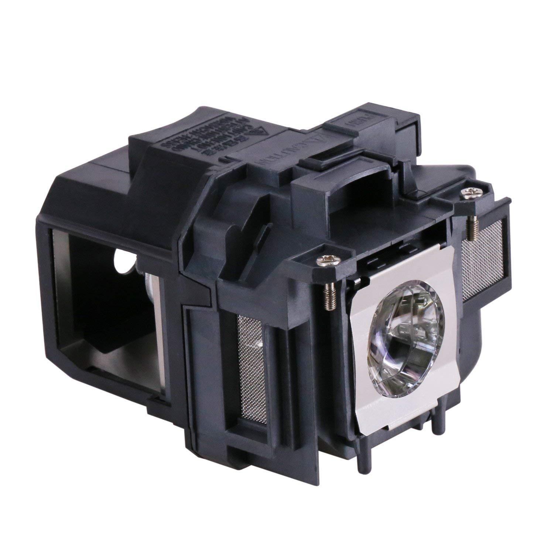 Bombilla de Repuesto para proyector Epson Elplp78 EH-TW5200 EB-S03 EH-TW570 EH-TW5100 con Carcasa Loutoc V13h010l78