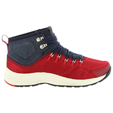d0c0a006b2 Timberland Men Sports Shoes A1NX9 FLYROAM RED: Amazon.co.uk: Shoes ...