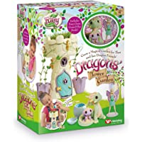 My Fairy Garden FG408 My Fairy Garden Dragon's Tower Garden Grow and Play