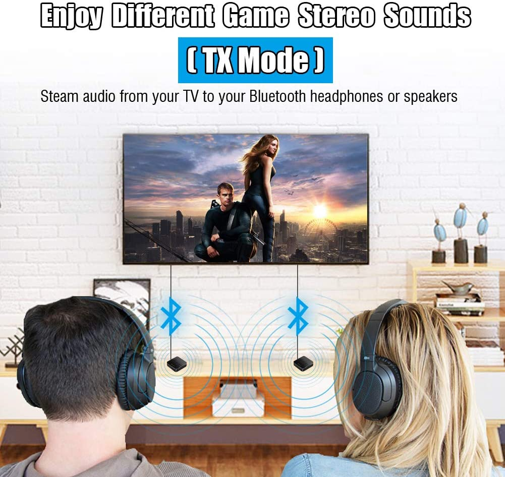 Bluetooth Kabellose Kopfh/örer Stereo-Kopfh/örer mit Mikrofon automatischeKopplung Noise Cancelling 3D Stereo wasserdichte Sport-Headset-Kopfh/örer f/ür iPhone//Apple AirPodsPro//AirPods//AirPod//AirPods 2