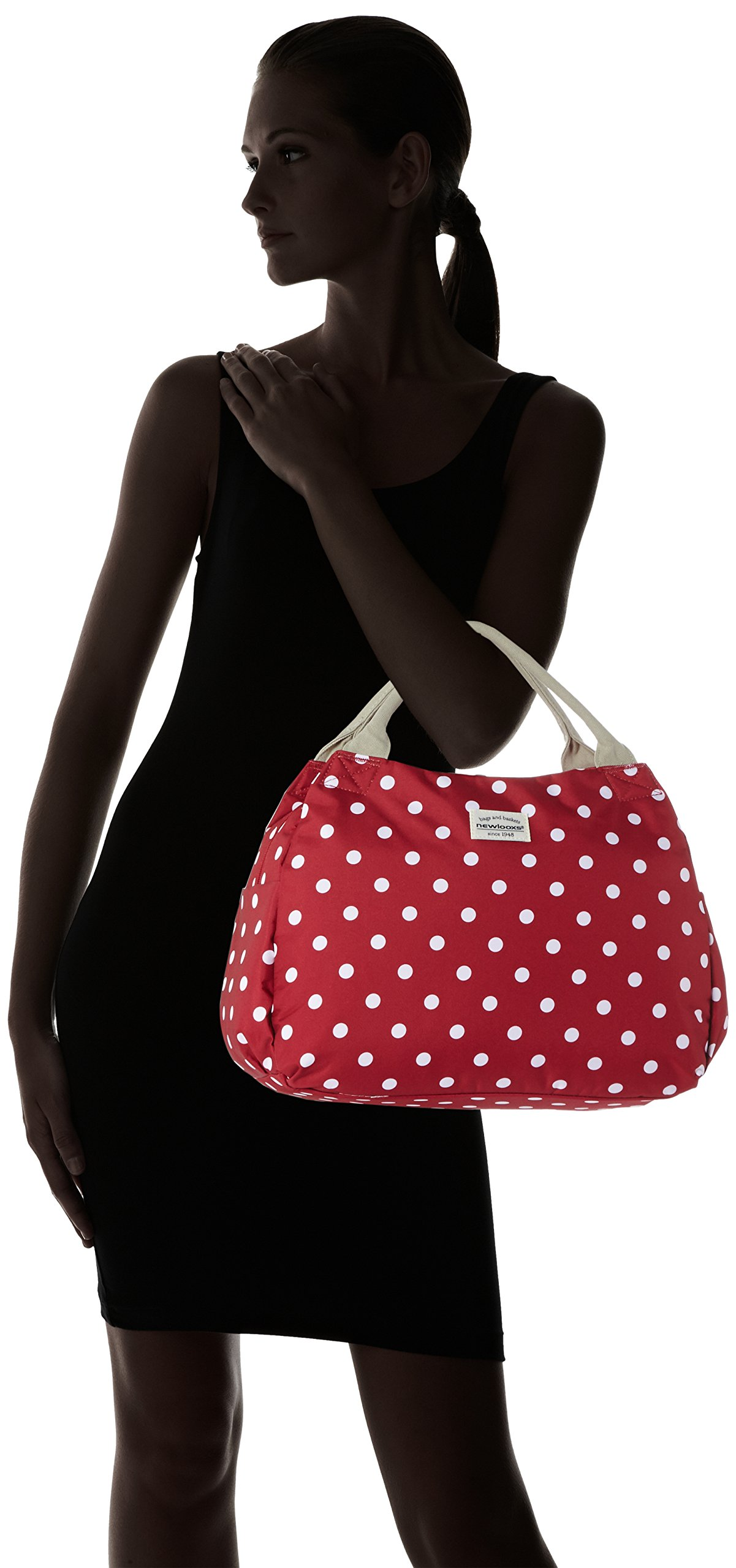 New Looxs Tosca handbag with polka dots, red [Sports] by New (Image #7)