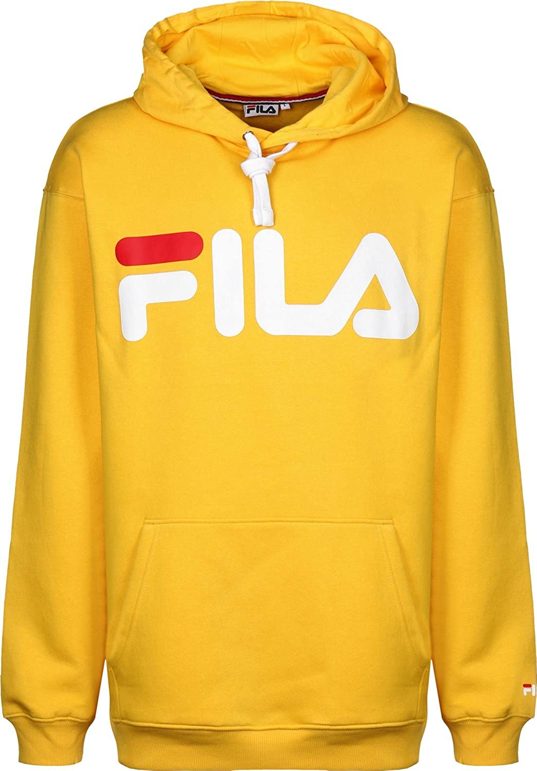 a3782604f0 Fila Men's Hoodie - Yellow - Medium: Amazon.co.uk: Clothing