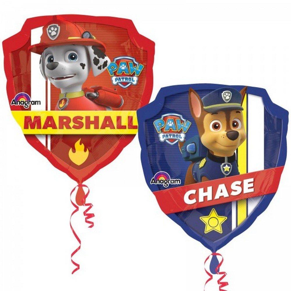 Bola De La Pat patrulla canina XL helio Chase Marcus: Amazon.es: Hogar
