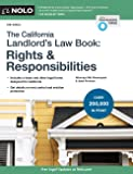 California Landlord's Law Book, The: Rights