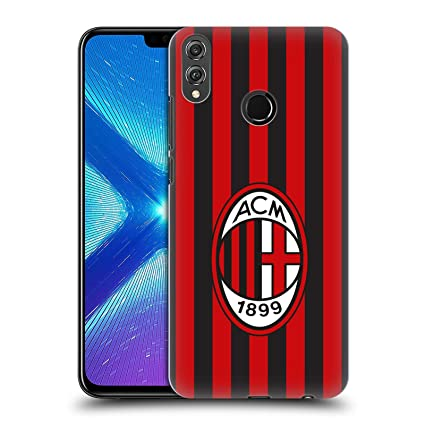 Amazon.com: Official AC Milan Home 2017/18 Crest Kit Hard ...