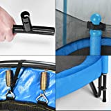 Fashionsport OUTFITTERS Trampoline with Safety