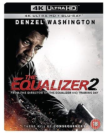 Amazon com: The Equalizer 2 [4K Ultra HD] [Blu-ray] [2018