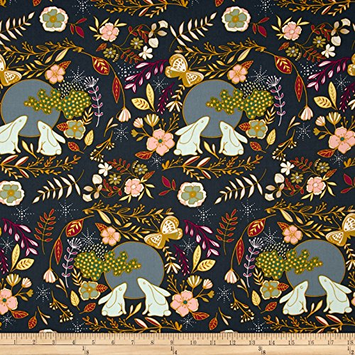 Art Gallery Nightfall Moon Stories Spark Fabric By for sale  Delivered anywhere in USA