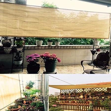Toldos CJC Red De Sombreado para Jard/ín Proteccion Solar Patio Protector Solar Invernadero Malla De Sombra P/érgola Plantas Color : Black, Size : 2x2m
