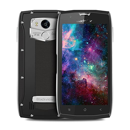 8 opinioni per Blackview BV7000 Pro Smartphone, 5.0 Pollici HD IPS Display Android 6.0 4G