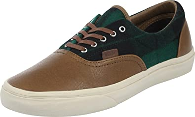 Vans  Era CA Flannel Grün 41  Amazon  Vans  Schuhe & Handtaschen 3db006