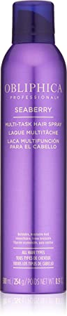 Obliphica Professional Seaberry Multi-Task Hair Spray, 8.9 oz