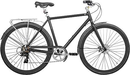 Gama Bicicletas Hombres de Metropole 8 Velocidad Shimano Hybrid ...
