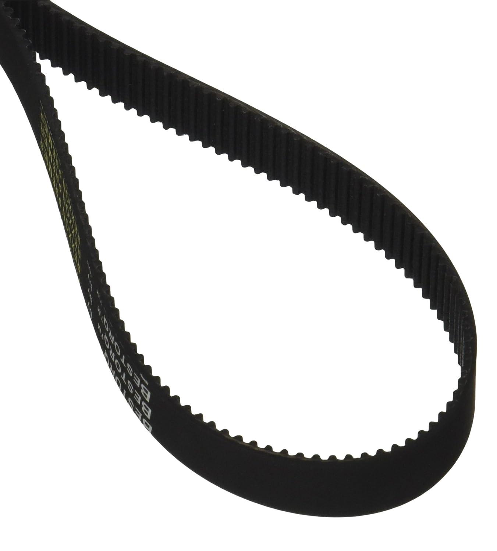 BESTORQ 483-3M-15 3M Timing Belt Rubber 3 mm Pitch 483 mm Outside Circumference 15 mm Width 161 Teeth