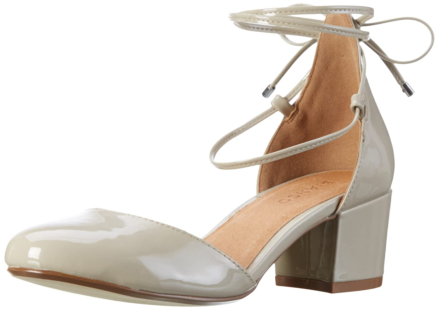 BIANCO BiancoOpen Shoe with Lace Exp16 - Mary Jane DonnaBeige