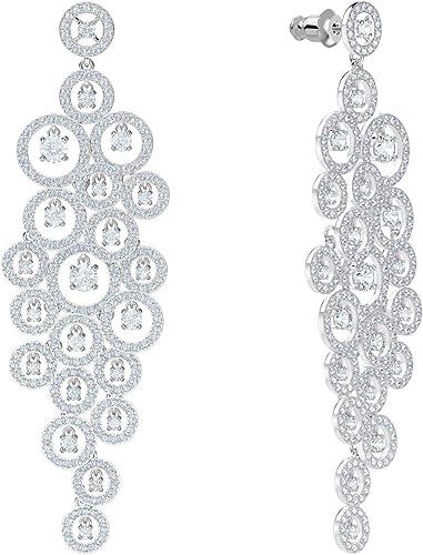 Swarovski Femme Acier Boucles d'oreilles pendantes - 5408280