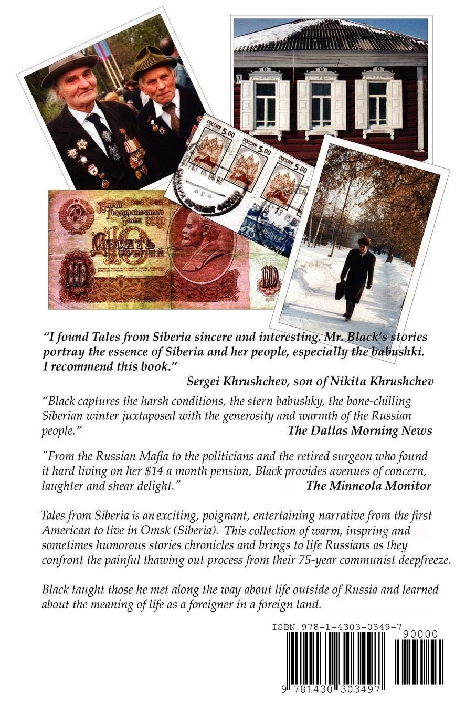 Randy Black's Favorite Tales from Siberia: Randy Black