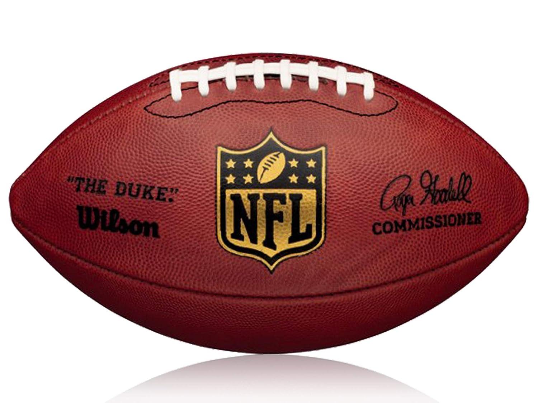 Wilson Football NFL Game Ball The Duke, marrón, Senior ...