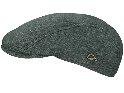 8e2b25debae Göttmann Men s Flat Cap Grey Grey  Amazon.co.uk  Clothing