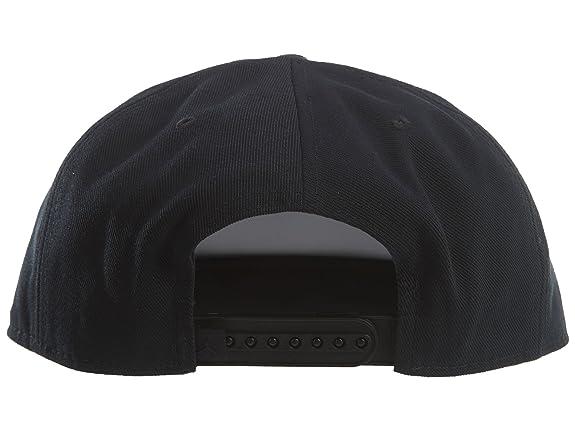 Amazon.com: Jordan Retro 11 Space Jam Snapback (OSFA, Black): Sports & Outdoors