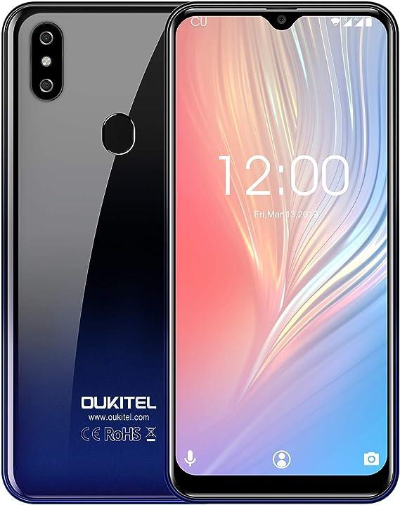 OUKITEL C15 Pro + 4G LTE Móviles y Smartphones Libres,Android 9.0 ...