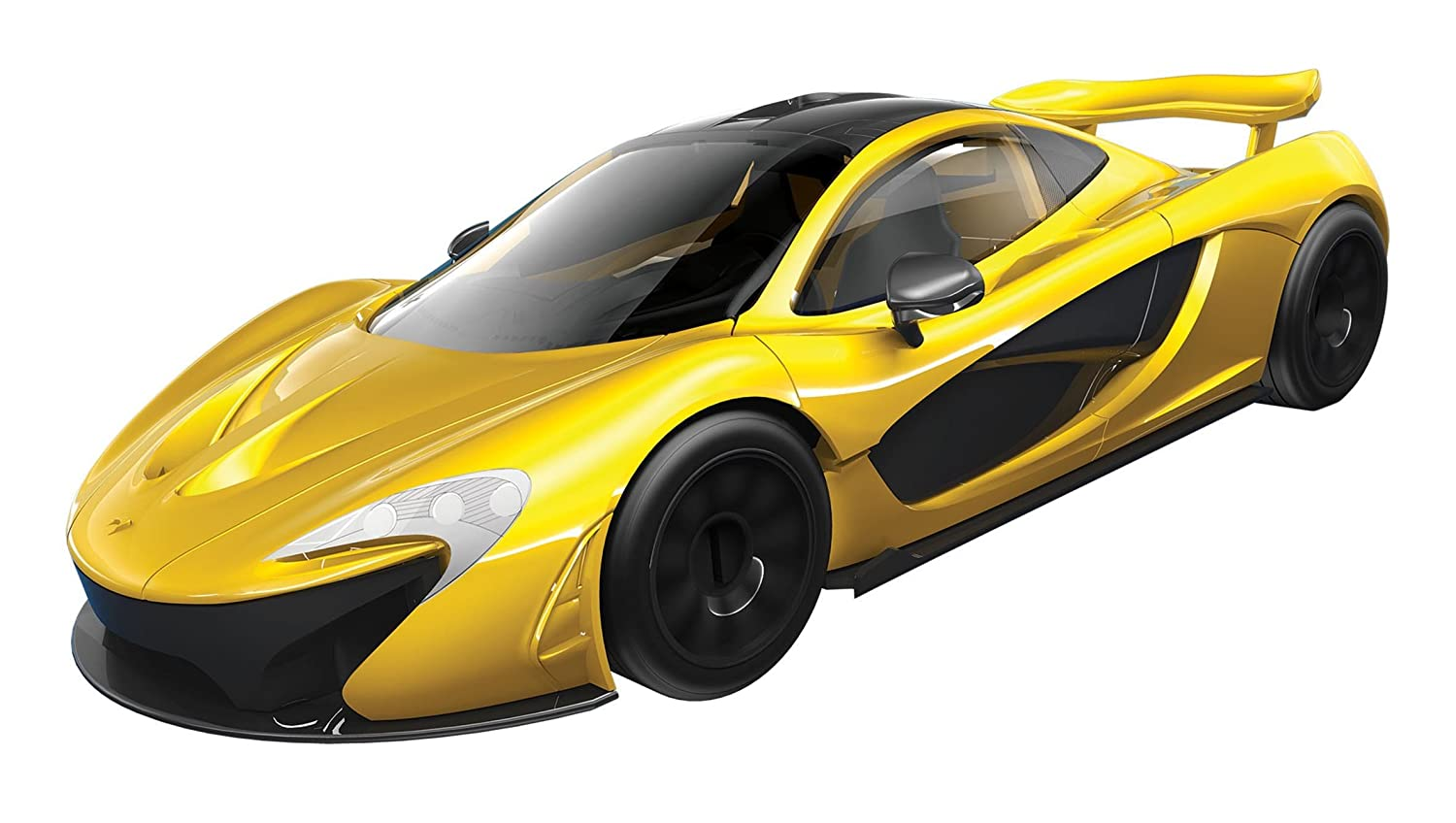 Amazon.com: Airfix Quickbuild McLaren P1 Snap Together Plastic Model Kit:  Toys U0026 Games