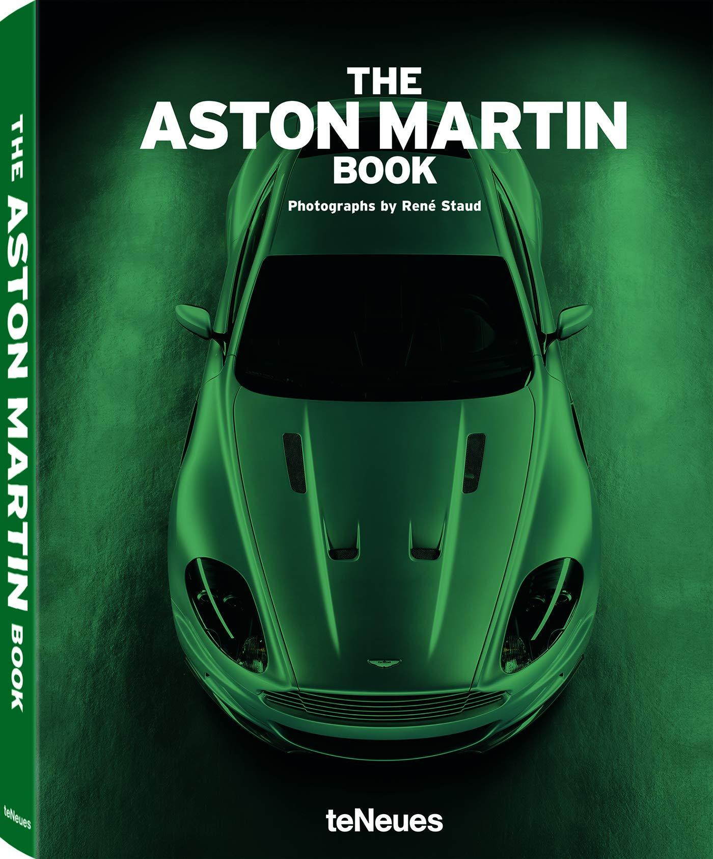 The Aston Martin Book Staud René 9783832769055 Amazon Com Books