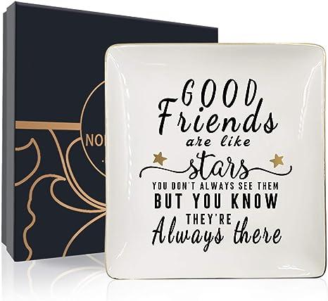 Best Friend Ring Dish