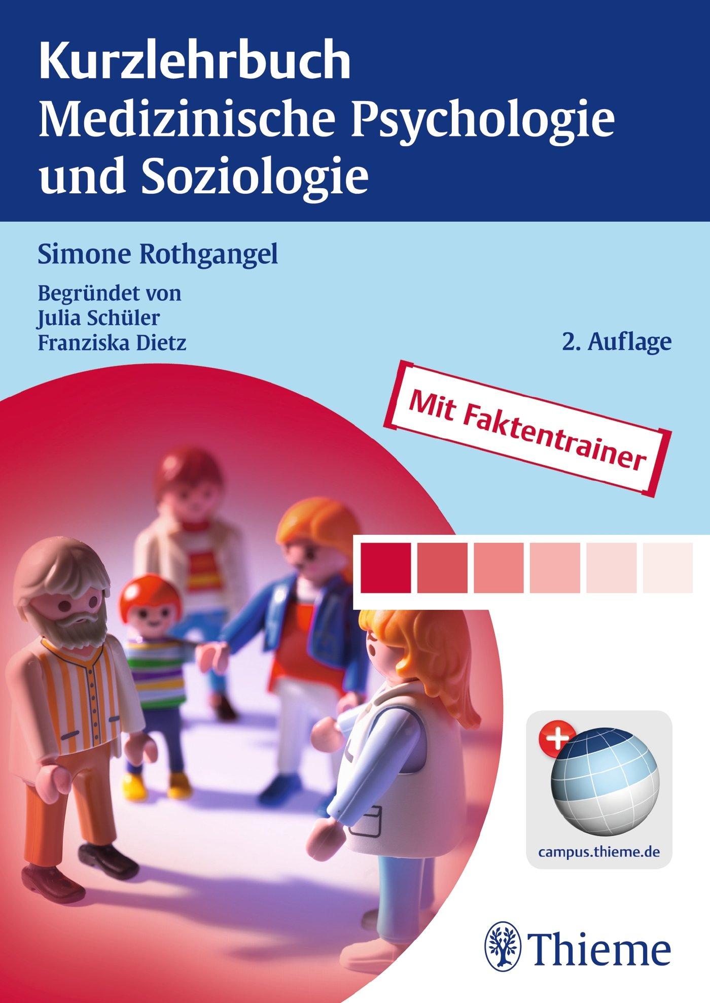 Kurzlehrbuch Medizinische Psychologie und Soziologie: Amazon.de ...