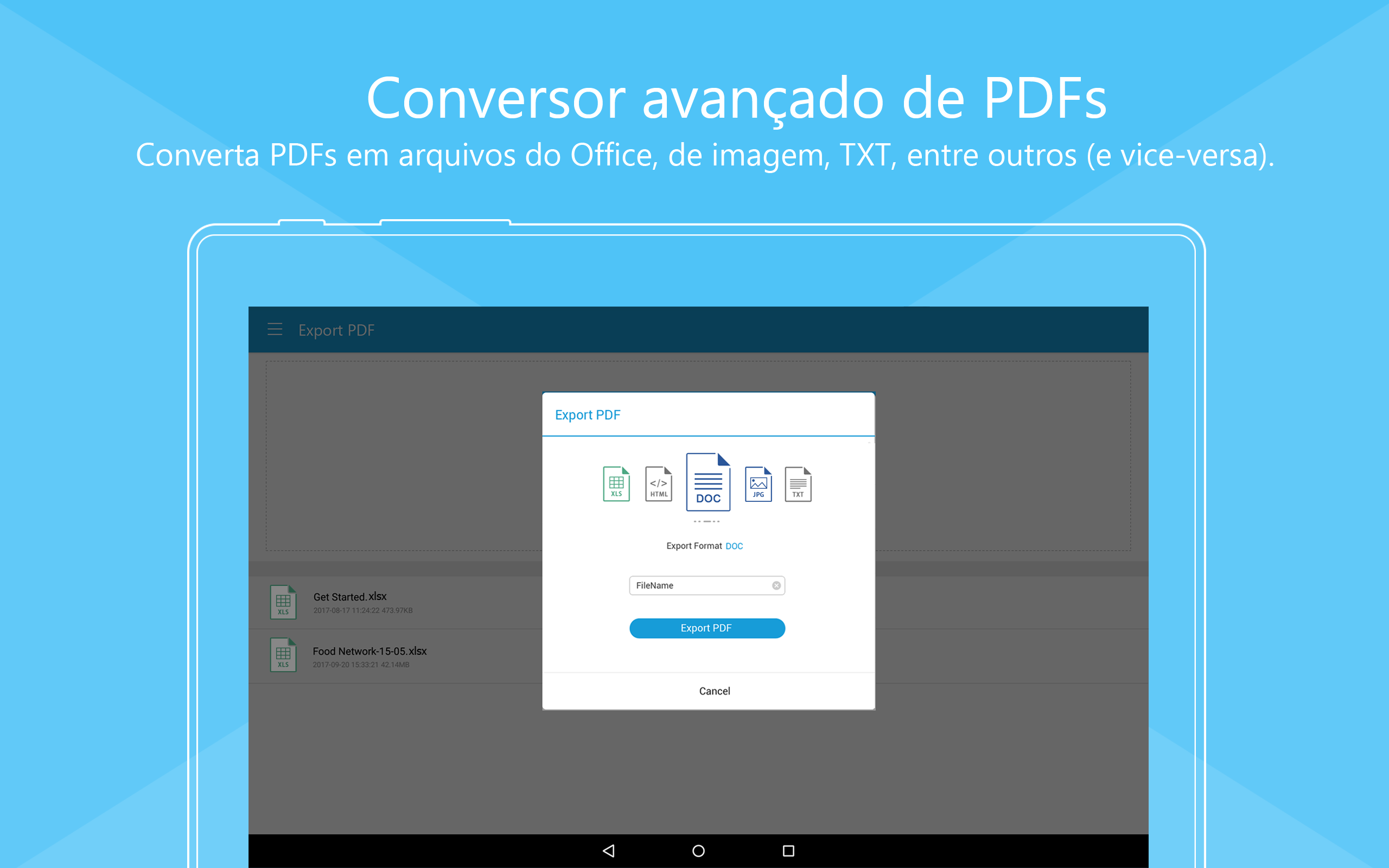 Foxit PDF Business - PDF reader, editor, form, signature