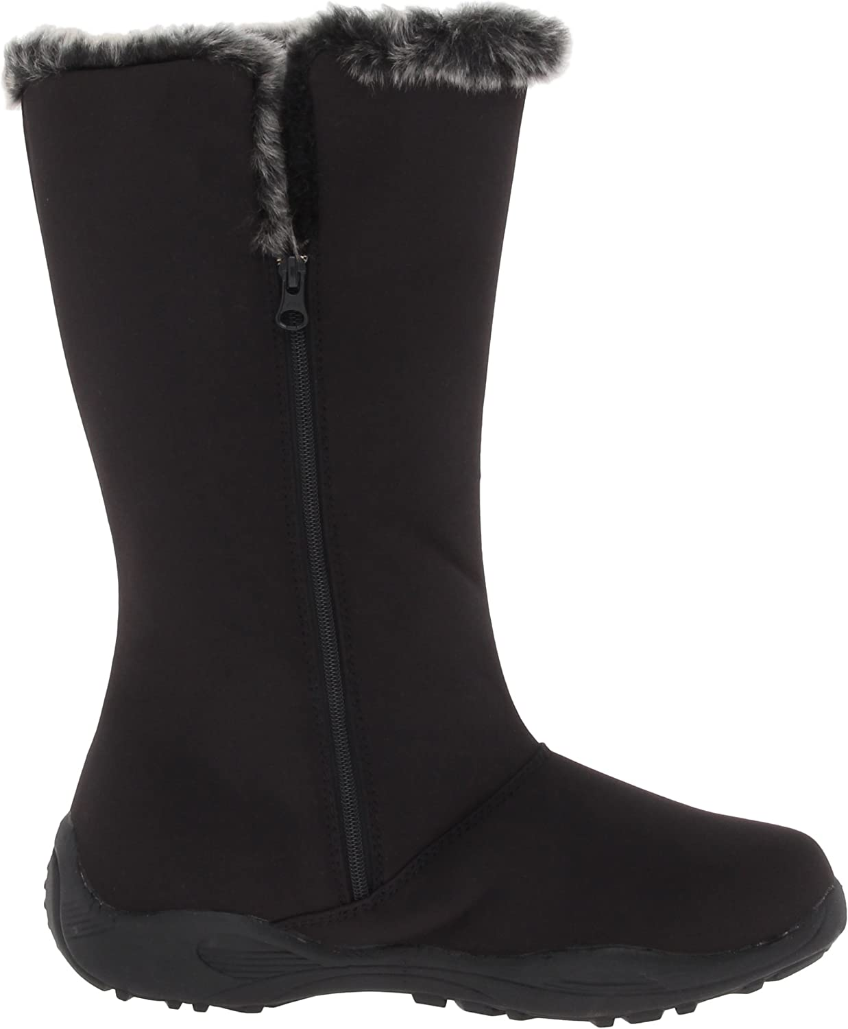 Propet Womens Madison Tall Zip Boot